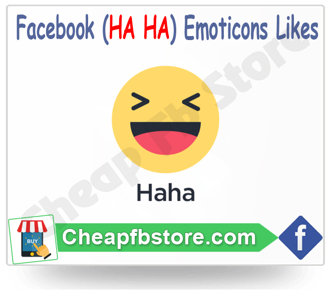 Buy Ha Ha Facebook Emoticons Post Likes
