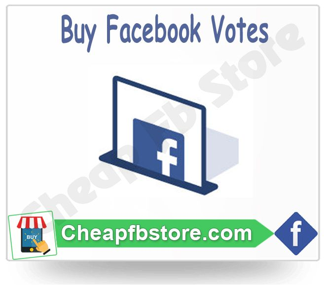 Facebook Votes contest